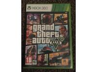 GTA 5 game for xbox 360
