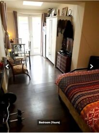 Double Room for Rent Next to Train Station and Bus Stop