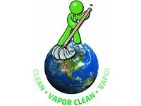Part Time, Evening, Week Day & Weekend Cleaners Needed