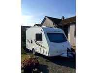2011 Sprite finesse 2 /2 berth ultra-lightweight Air Awning,motor mover