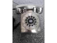 1960s Style Telephone with Cable