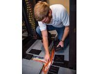 Enthusiastic Hard-Working Apprentice needed to learn to install IT Cabled Networks