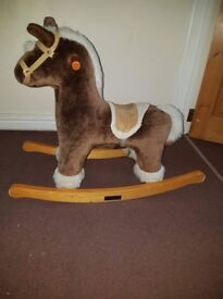 Mamas and papas rocking horse. Good condition