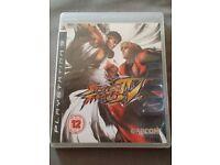 Street Fighter IV (Sony PlayStation 3