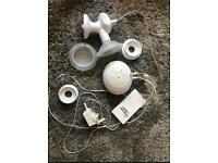 Tommee Tippee electric breast pump bundle