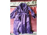 Ladies size 12-14 dressing gown