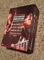 Thames Shakespeare Collection - 4 DVDs