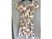New look, size 8 lovely floral dress. Hippy / Boho / Festival