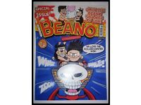 Beano Comics, #3547/#3548, From August 14th/21st 2010, Mint Condition, All Pages Undamaged.