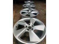 "18"" SEAT Leon seat exeo alloy wheels Fit Vw skoda"