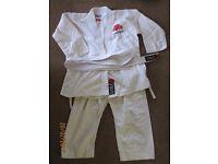Child's karate suit, size 120cm