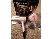 Hairdryer Remington keratin therapy pro dryer