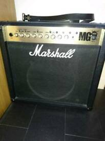 Marshall MG50FX Amplifier for Sale