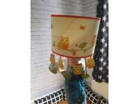 Owl lightshade