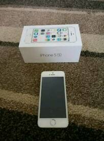 IPhone 5s like new on EE & ASDA virgin mobile