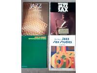 4 Jazz Music Books