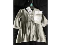 New Baby Dress (age 1-3 months)