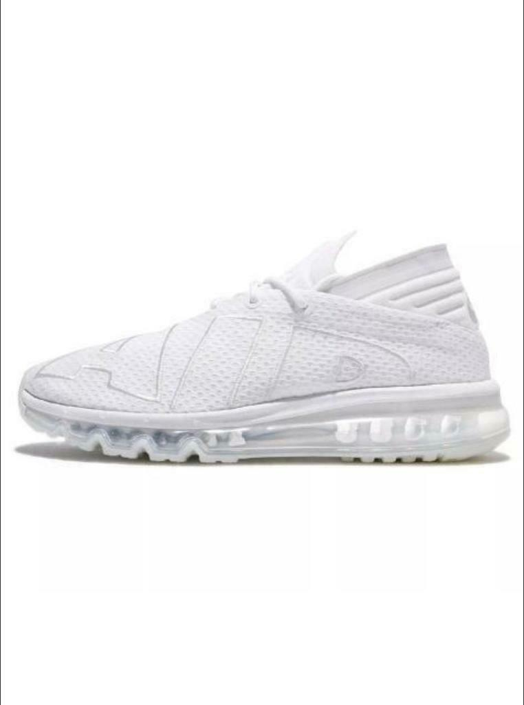 baskets pour pas cher c625c 7118c Brand new Nike Air Max Flair Triple White men's size uk 7 us 8 no vapormax  720 | in Bury, Manchester | Gumtree