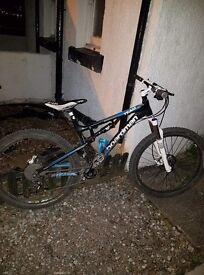 "Boarman mountain bike ""27.5"