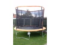 New 10 foot trampoline
