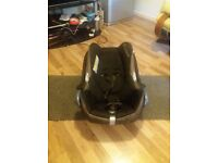 only 10 pounds for a great condition maxi cosi baby car seat