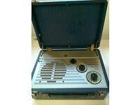 Antique Battery powered Pye Radio.