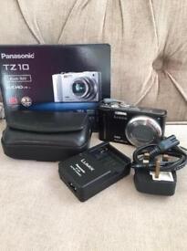 Panasonic TZ-10 12.1MP Digital Camera