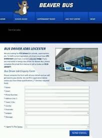 Bus Driver - Part Time - PCV - CPC