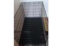 DOG CRATE CAGE / PUPPY CRATE CAGE - very large suit Labrador size or bigger (2 labs could fit)