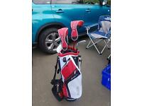 Fazer - JTek boys/girls junior set with clubs and golf bag