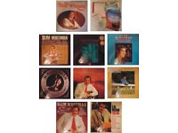 Country Music Vinyl LPs - Collection of 10 Slim Whitman
