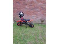 Orion 50cc mini pit bike