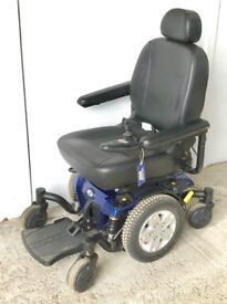 Pride Jazzy 600es - large power chair mobility scooter