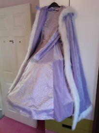 Purple princess dress for sale