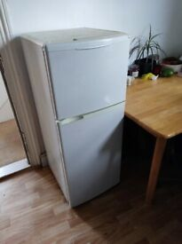 fridge + freezer