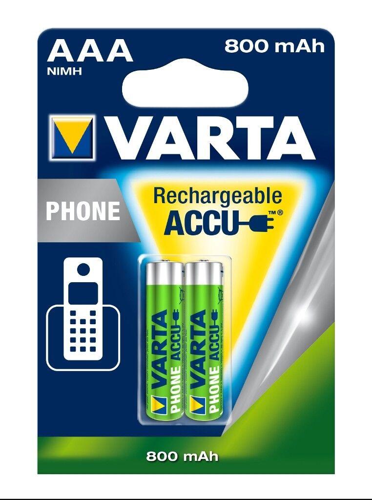 Varta Phone Power T398 AAA Micro 800 ...
