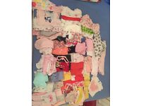 Baby Girl Clothes 3-6 Months ❤️