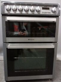 Hotpoint Electric cooker EW74/PCC57889,6 months warranty, delivery available in Devon/Cornwall