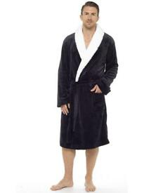 Men's dressing gown