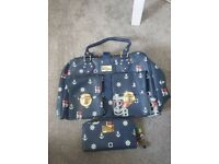 Pauls boutique bag and matching purse