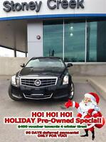 2013 Cadillac ATS Luxury 3.6L ALL WHEEL DRIVE! SALE PRICED!