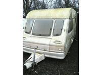 Avondale 1993 2 berth caravan damp issues spares only