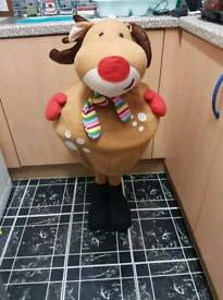 Large floor standing raindeer