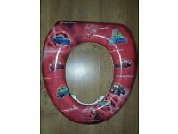 Disney cars training seat from TK Maxx