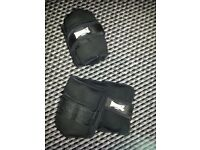 ankle weights , wrist weights