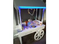 La Caramelle Candy Cart for hire