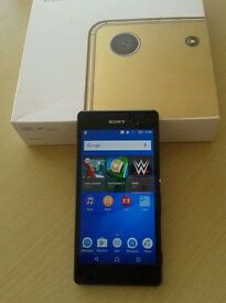 Unlocked Sony Experia M5 , Black , 16GB, 4G (£150 TODAY ONLY)