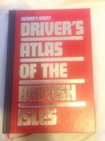 READER'S DIGEST DRIVER'S ATLAS OF THE BRITISH ISLES