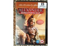 DVD - New/Unopened 'Alexander' Directors Cut