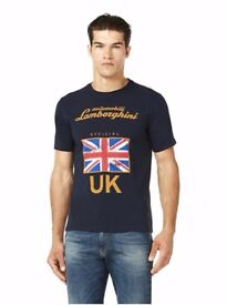 LAMBORGHINI UK T-SHIRT